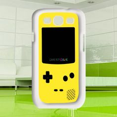 Samsung Galaxy SIII Cool Yellow Game Boy Samsung by MuliasCraft, $16.00 Galaxy S3 Cases, Samsung Galaxy S3, Game Boy, Nintendo Consoles, Iphone 4, Cool Stuff, Yellow, Etsy, Gold