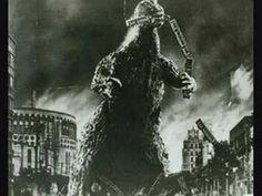 5/12 Akira Ifukube, Theme from Godzilla
