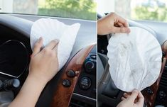 Windex can't do, a can of cola easily can. Simply pour the soda over your windshield, not forgetting to place a towel on the hood to protect the Diy Car Cleaning, Deep Cleaning Tips, House Cleaning Tips, Spring Cleaning, Cleaning Products, Car Products, Cleaning Items, Toilet Cleaning, Cleaning Recipes
