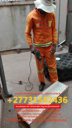 WELDING COURSES 3-4 WEEKS CALL +27731582436 for Registration & Booking  * Boiler making 4 weeks  * Co2 Welding 4 weeks  * Arc Welding 4 weeks  * Stainless Steel Welding 4 Weeks  * Argon Welding 4 weeks  * Electrical installation 4 weeks  * Plumbing 4 weeks  * Carpentry 4 weeks  * Pipe fitting 4 weeks  * Fit and Turning 4 weeks  * Shuttering 4 weeks and SUPER LINK TRAININGS 4weeks  PLEASE NOTE, WE DO NOT GUARANTEE JOBS, but we assist you by sending your CV to different mining and construction…