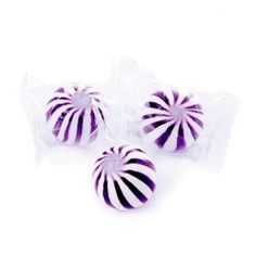 Grape Sassy Spheres Candy Balls | 5lb for $18.13 in Candy by Color - Candy - Party Supplies