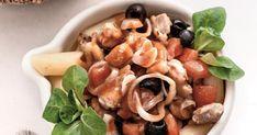 Diabolské kuracie ragú s olivami - dôkladná príprava krok za krokom. Recept patrí medzi tie najobľúbenejšie. Celý postup nájdete na online kuchárke RECEPTY.sk.