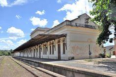 São João da Boa Vista (SP) - antiga estação ferroviária