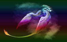 Fliegender Drache