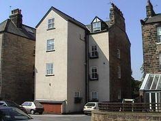 Brunswick House, Harrogate 5 storey extension by Derry Construction Ltd 1997