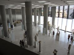 Acropolis Museum of Athens, Greece