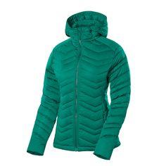 Sierra Designs - Women's Stretch Dridown Hoody - ZOZI - if I ever go somewhere really cold