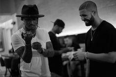 """Drake & Future Performed """"Jumpman"""" and """"Big Rings"""" At Austin City Limits"""