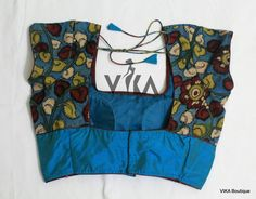 #kalamkari blouse                                                                                                                                                                                 More