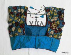 #kalamkari blouse