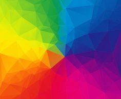 Mosaico de fondo abstracto del vector