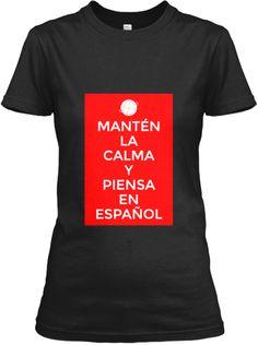 La importancia del español | Teespring
