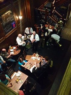 Do you like real New Orleans Jazz? Lively & talented, - this group of five skilled musicians is sure to have you enthralled, - and all with no cover charge, no drink minimum. Every second Thursday at 7p.m
