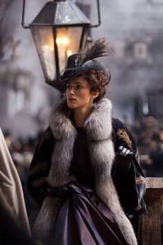 "Keira Knightley in ""Anna Karenina"" (2012)."