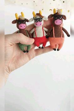 Bull calf toy crochet pattern, little bull pattern, Amigurumi Animal toy PDF tutorial, in English – Awesome Knitting Ideas and Newest Knitting Models Octopus Crochet Pattern, Crochet Toys Patterns, Amigurumi Patterns, Stuffed Toys Patterns, Amigurumi Doll, Crochet Dolls, Love Crochet, Single Crochet, Knit Crochet