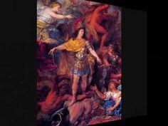 Portraits de Louis XIV sur musique de Lully (Marche pour la cérémonie des Turcs)