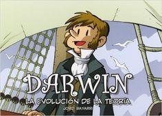 En este cómic, de muy fácil lectura, podemos descubrir como Darwin se forja como naturalista y cómo su pasión por la naturaleza le lleva a la publicación, en 1859 El Origen de las Especies.