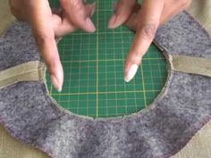 Sewing Facing to Curved Necklines - she's one of my fave YouTube sewing educators.