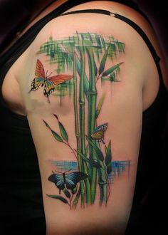 22 Best Bamboo Tattoo Symbols Images Symbol Tattoos Tattoo