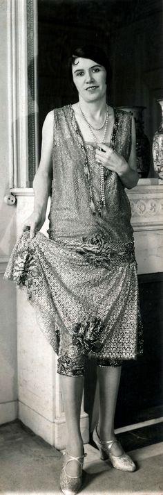 Fashion by Philippe et Gaston, Paris - 1926 - @~ Mlle