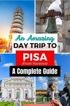 Plan a Day trip to Pisa from Florence, Italy and experience the famed Leaning Tower of Pisa, Pisa Cathedral, Pisa Baptistery and the Cemetery. Climb the Leaning Tower, get the epic shot of poses with the Leaning Tower, buy souvenirs - there are lots of things to do in Pisa. Read on to know more.