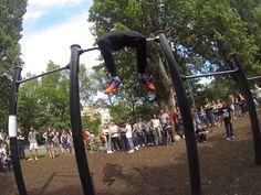 International Street Workout Event - Spring 2015 - Video 25 - 31.05.2015... Street Workout, Vienna Austria, Spring 2015, Facebook