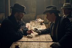 Peaky Blinders Season 2 Solomon and Sabini