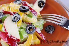 Vegan Waldorf Salad Recipe