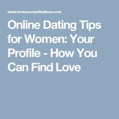 tips refreshing your dating profile