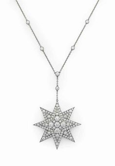 North star necklace pendant like benjamin martin mel gibson a diamond star pendant necklace by tiffany aloadofball Choice Image