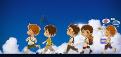 chibi Arashi - Holidays