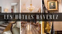 Majestic Hôtel-Spa Paris par Les Hôtels Baverez. #LesHotelsBaverez