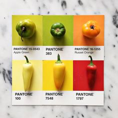 Designer Lucy Litmancelebrates the beautiful colors found in the world by matching food items with their Pantone swatches. For months now, the creative has been pairing savory and sweet treats with their solid-colored counterparts in an ongoing series. Using the hashtag #pantoneposts, Litman began the visual project with cereal—Fruit Loops, in particular. It served as a meditative process for clearing her mind after stressful work days. Upon moving to California, however, she expanded her…