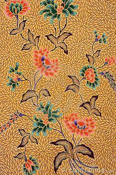 indonesian batik patterns...love 'em