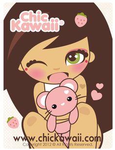 Chic Kawaii: Feliz semana!!!