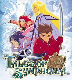 Tales of Symphonia: Box Art