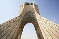 Borj Azadi, Tehran
