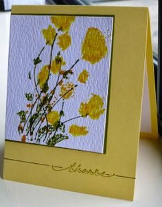 card by Harriet Skelly