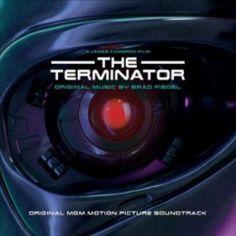 The Terminator (Original Motion Picture Soundtrack) James Cameron Terminator, Film Score, Love Scenes, Love Film, Album Releases, Original Music, Music Albums, In Hollywood, Soundtrack