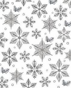 black on white Crystal Background, Ipad Background, Snowflake Background, Paper Background, Christmas Pictures, All Things Christmas, Pattern Paper, Paper Patterns, Christmas Paper