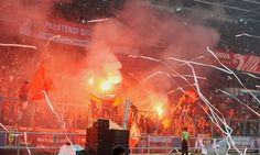 A selection of photo's from the club's time in Jakarta