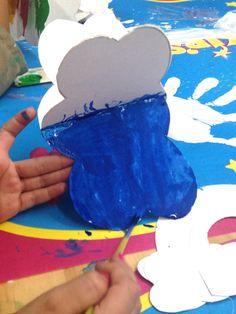 Los talleres cuentan con el acompañamiento de nuestras profesionales en pedagogía y arte infantil, e incluyen todos los materiales necesarios. Kid Art, Atelier, Studio