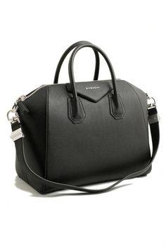 Givenchy Antigona Medium Bag Black Spring Summer 2017 Collection Online