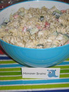 Monster brains