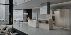 Modern affordable Italian kitchen collection 2.1 by Copatlife. Custom design kitchen delivered just in 8-12 weeks. Visit our showroom for more details.