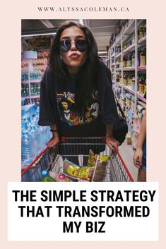 the simple productivity strategy that transformed my biz - Alyssa Coleman Creative Business, Business Tips, Business Women, Online Business, Business Quotes, Online Entrepreneur, Business Entrepreneur, Starting A Business, Girl Boss