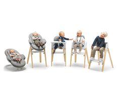 ノルウェー生まれのベビー用品ブランド「Stokke(ストッケ)」から子供と家族と共に成長するイス、ストッケ ス […]