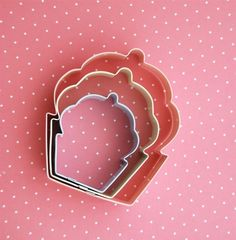 Cupcake cookie cutters! I love to decorate cookies as well.