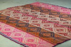 One of a Kind Wool Rug 04