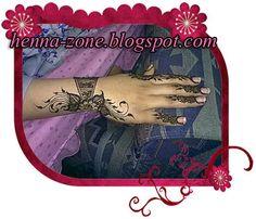 Henna-Zone: صور نقش حناء ناعم جدا في اليدين